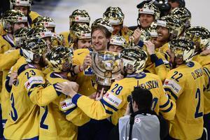 Senast Sverige vann VM-guld var 2013 i Globen. Dags igen nu?