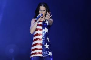 Superstjärnan Katy Perrys senaste album kom för fyra årsedan. Det mesta talar för att det kommer ett nytt i år. Arkivbild.