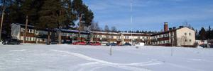 Gamla Gellinergården i Gällö. Pris: två miljoner kronor.Foto: Ingvar Ericsson