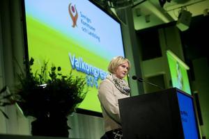 Sveriges kommuner och landstings ordförande Lena Micko spår kraftiga skattehöjningar de kommande åren.