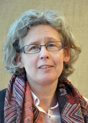 Veronika Eklund (M), givet oppositionsråd i Bräcke kommun? Foto: Ingvar Ericsson