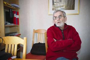 – Kvinnor har 75 procent av männens pension, är det rimligt? De lever ju längre också, säger Leif Persson.