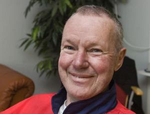 Sven-Ingvar Nilsson i Segersta kom in och berättade en Norgehistoria.