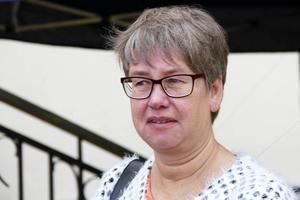 Nordanstigs skolchef Eva Fors avvisar kraven på kompensation från MTH utbildning AB.