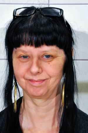 Lise-Lotte Norelius.