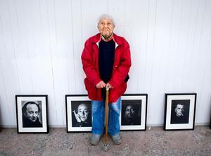 Lütfi Özkök, fotograf med författare som specialitet.Foto: Dan Hansson / SvD / SCANPIX /
