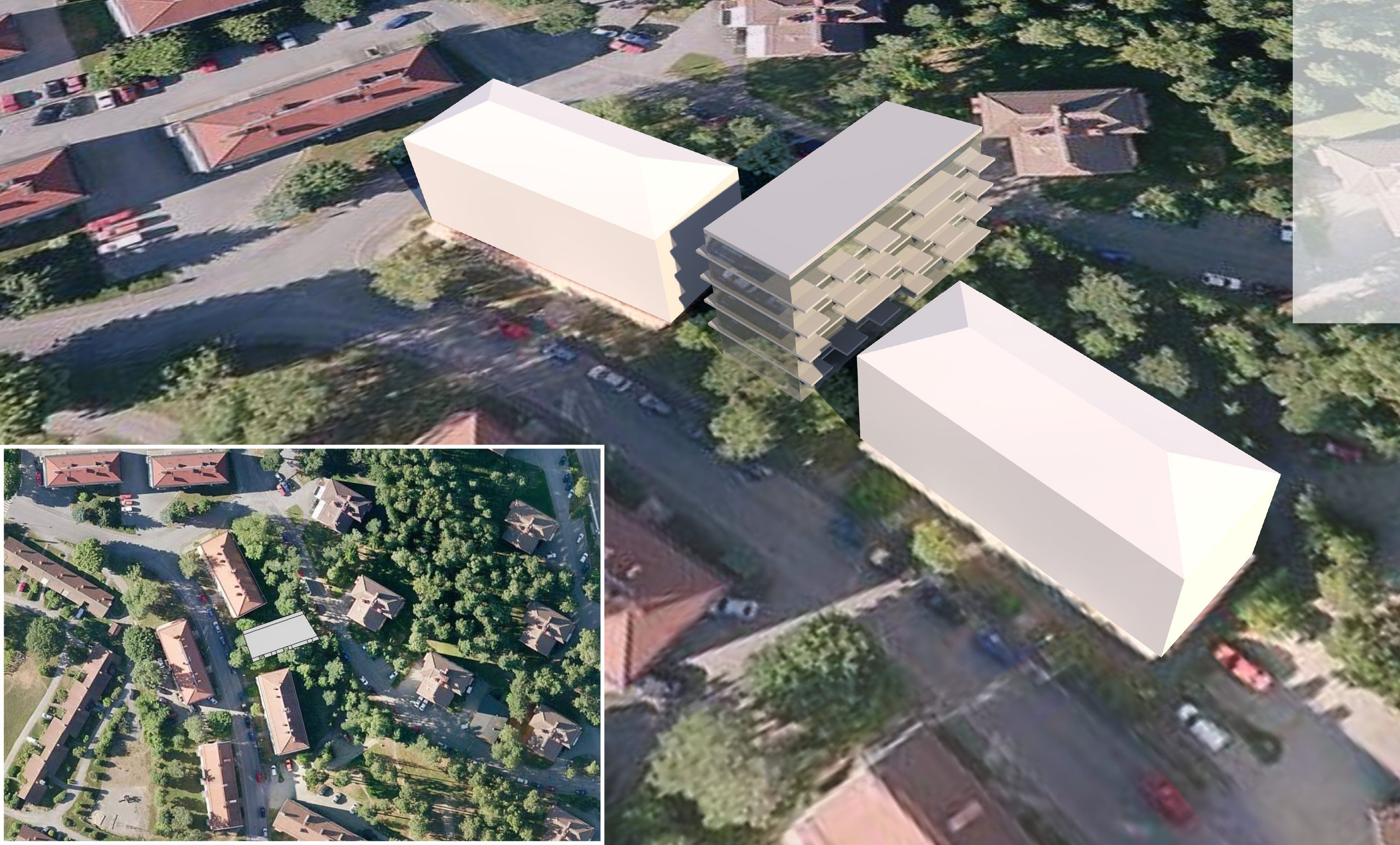 Nytt bostadsomrade blir granne med solvalla