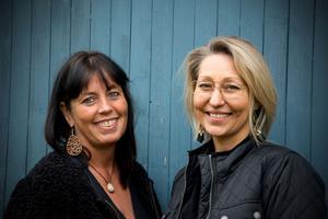 Maria Elisdotter och Maria Fernlund skapar klädesmärket Clothes with a story. Traditionella klädesplagg och mönster från andra kulturer möter den svenska marknaden – med en berättelse om den som skapat plagget.