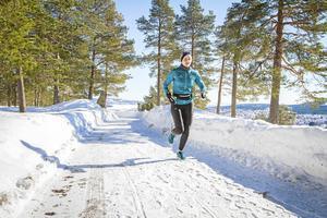 Ida Thunberg, löparcoach och platschef på Runacademy i Sundsvall, vill inspirera fler att börja springa.