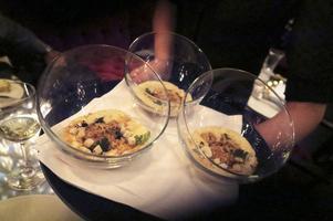 Efterrättdags på Eska och foodie-turens sista rätt.
