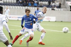 Simon Skrabb följer inte med Åtvidaberg till Superettan. Nu ska flera allsvenska klubbar ha visat sitt intresse.