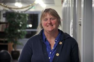 Lotta Svensson forskar om ungas inflytande i utflyttningsbygder.