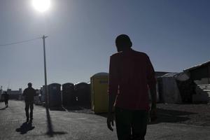 Många av människor som sökt sig till Europa under den pågående flyktingkrisen kommer från det slutna Eritrea. Foto: Michel Spingler/AP/TT