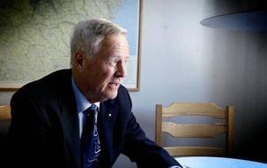 – Vi har satt väldigt mycket pengar i det här projektet, säger Bert Sjödin som tillsammans med Maths O Suwndqvist bestämt sig för att avsluta den pågående projekteringen.