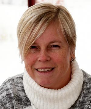 Veronica Gårdenstig från Impecta värnar om de gamla sorterna i företagets sortiment.