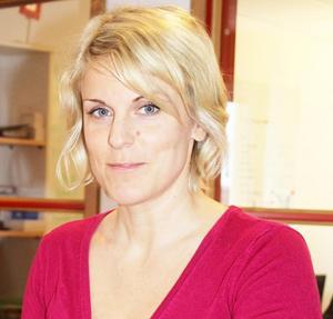 Yanina Westergren är ordförande för Liberalerna i Bollnäs. Foto: Privat.