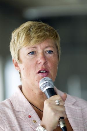 - Det är väldigt längesedan landstinget startade en ny hälsocentral, konstaterade landstingsrådet Eva Tjernström.