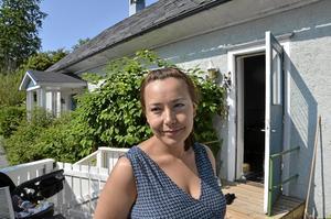 Stribergare. Ingela Sohls flyttade till Striberg 2011 och här stortrivs hon.