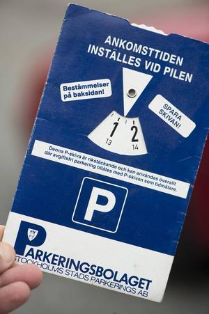 Skribenten föreslår fyra timmar gratis parkering i Sundsvall.