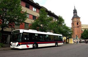 På måndag träder den stora bussomläggningen i kraft