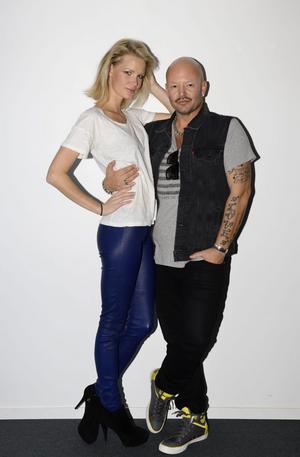 """Caroline Winberg och Jonas Hallberg letar efter Sveriges nästa """"Top Model""""."""