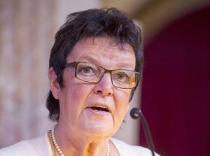 Kommunstyrelsens ordförande Inger Källgren Sawela, (M).