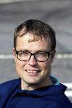 Patrik Stenvard, ordförande för Moderaterna i Gävleborgs län.