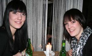 Tabazco. Emma och Hanna Skoglund
