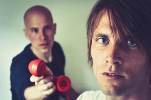 Nittitusen bildades 2012 och består av Tommy Larsson och Gustaf Ehleskog.