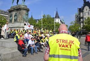 Den svenska fackföreningsrörelsen har en stolt historia och kan ha en lika stolt framtid, skriver Elizabeth Sahlén Karlsson.