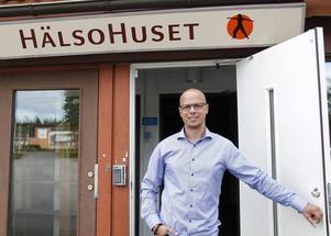 Jonas Olert, ägare av Northbike och Northcar.