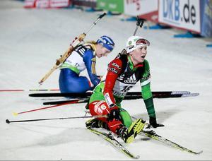 """""""Jag övertygad om att det är bra för skidskyttes varumärke att Sveriges två i särklass största tv-kanaler är intresserade av att sända denna utmärktatv-sport,"""" skriver Hans Pekkari, TV4."""