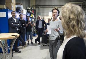 Birgitta Laurent, upphandlingsexpert på Svenskt Näringsliv, varnade för konsekvenserna.