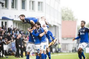 Rúnar Sigurjónsson har lyft sig ytterligare under den allsvenska vårsäsongen.