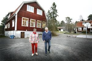 entusiaster. Lärarna Christina Hammarlund och Bo Gidlöf.