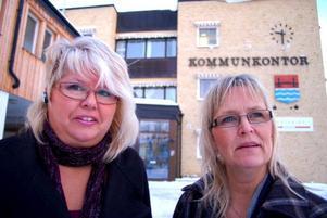 Anna Jansson och Veronica Stjärnström, som arbetar på Assistanspartner, vill etablera företaget i Strömsund och Östersund.