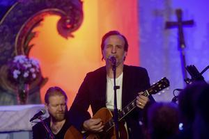 Patrik Isaksson trivdes bra och den här gången var rösten med honom.
