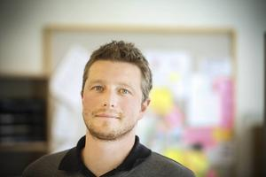 – I en liten kommun finns det många som kan göra lite. Varje liten insats är viktig, menar Martin Söderström som är integrationschef.