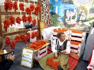 Italienska tomater – naturligtvis.
