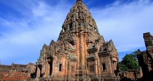 Prasat Phanom Rung är väl värt att besöka.
