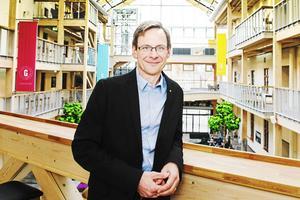 Anders Fällström, rektor på Mittuniversitetet.
