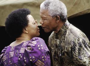 – Det var ganska fantastiskt när han kom ut ur fängelset och tog över allting, att han inte började jaga dem som jagat honom, säger Stig-Göran Nilsson som träffade Mandela och hans fru Graca Machel 1996.