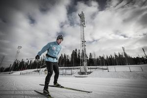 Zebastian Modin, Östersunds SK, paralängdskidor.