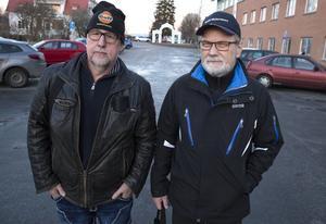 Benny Rosengren (SD) och Roland Johansson (SD), tycker inte att den rådande brandmanssituationen i Grängesberg är bra och menar att det främst är invånarna som drabbas.