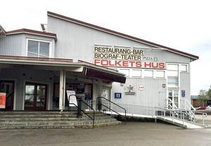 Folkets Hus ska säljas till Härjegårdar föreslår kommunstyrelsen.