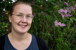 Maja Frost, platschef på Destination Järvsö.