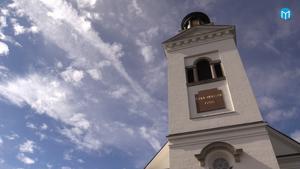 Söderfors kyrka.