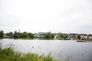 Kanaludden i Härnösand. Foto: Jennie Johansson