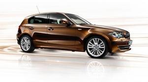 BMW breddar sin 1-serie med två nya snåla motorer och två nya specialmodeller.Foto: BMW
