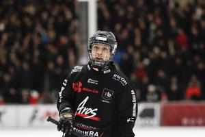 Joel Engström i Tillbergatröjan.